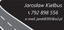 Jarosław Kiełbus - Usługi Transportowe