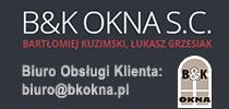 B. Kuzimski, Ł. Grzesiak - B&K Okna SC
